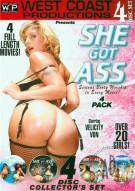 She Got Ass 4 Pack Porn Movie