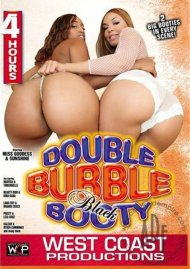 Double Bubble Black Booty