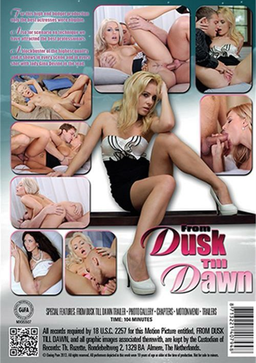 from dusk till dawn porn
