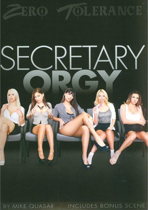 Secretary Orgy (2015)
