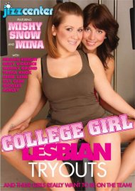 College Girl Lesbian Tryouts Porn Video