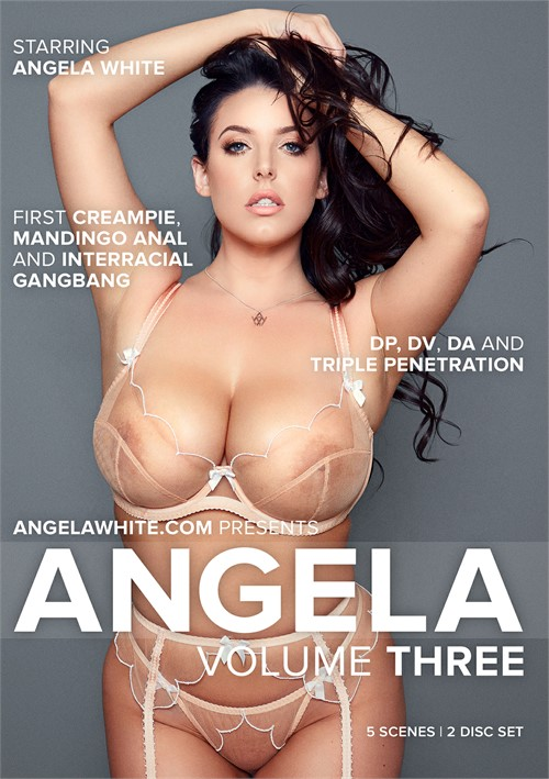Angela White stars in Angela Vol. 3 porn movie.