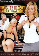 Naughty Blonde MILF Librarians Porn Video