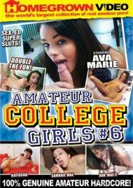Amateur College Girls #6 Porn Movie