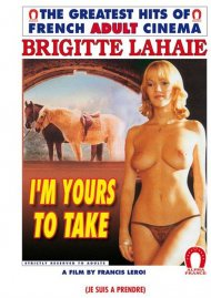 I'm Yours To Tak skinema DVD from Alpha Frane Archives.