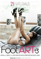 Foot Art #3 Porn Movie