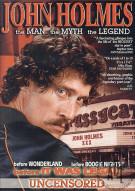John Holmes: The Man, the Myth, the Legend (Uncensored) Porn Movie