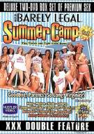 Barely Legal Summer Camp 1 & 2 Porn Video