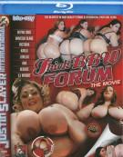 Thick BBW Forum: The Movie Blu-ray