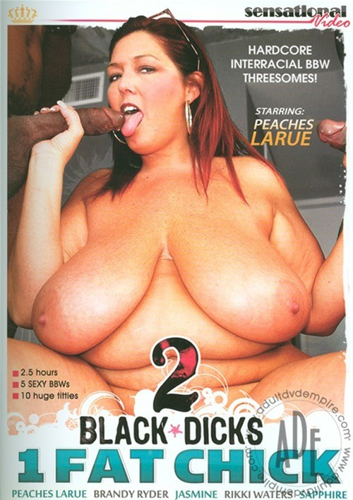 2 Black Dicks 1 Fat Chick