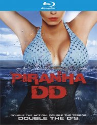 Piranha DD (Blu-ray  + Digital Copy) Blu-ray Movie
