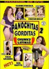 Panochitas Gorditas: Chunky Latinas 2 Boxcover