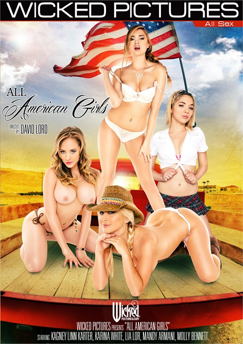 All American Girls porn video from Wicked Pictures.