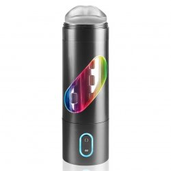 Pipedream Extreme Toyz: Rechargeable Roto-Bator Mouth  Sex Toy