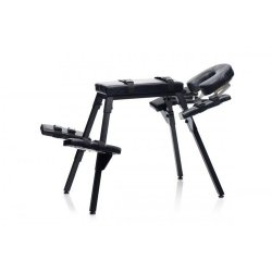 Obedience Extreme Sex Bench with Restraint Straps Sex Toy