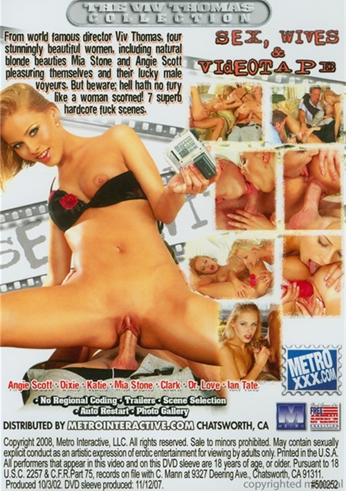 dvd Adult video tape
