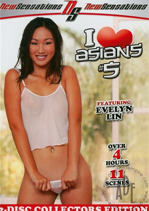 I Love Asians #5