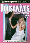 Housewives Unleashed 33 Boxcover