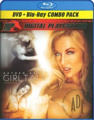 Girl Talk (DVD + Blu-ray Combo) Blu-ray Porn Movie