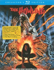 Howling, The: Collectors Edition Blu-ray Movie