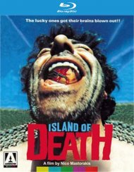 Island of Death  (Blu-ray + DVD) Blu-ray Movie