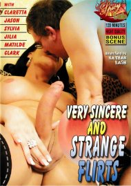 Very Sincere And Strange Flirts Porn Video