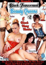 Black Transsexual Beauty Queens #2 Porn Movie