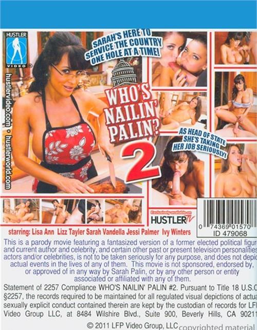 порно фильм whos nailin paylin?