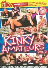 Kinky Amateurs Vol. 2 Porn Video