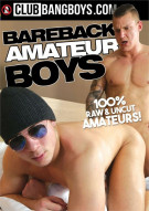 Bareback Amateur Boys Porn Video