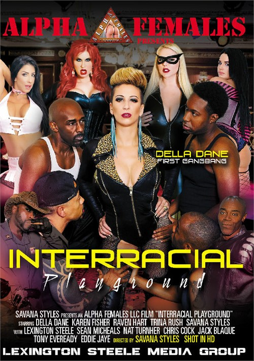 interracial playground lexington steele media group