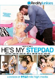 He's My Stepdad HD porn video from Reality Junkies.