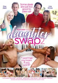 Daughter Swap 2 DVD porn movie from Team Skeet.