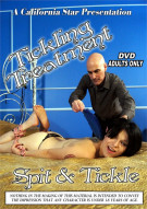 Tickling Treatment & Spit & Tickle Porn Video