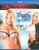 Thats My Girl Blu-ray