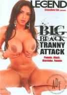 Big Black Tranny Attack  Porn Video