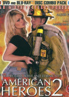 American Heroes 2 (DVD + Blu-ray Combo) Porn Movie