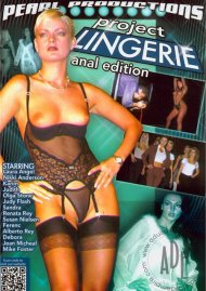 Project Lingerie: Anal Edition Porn Movie