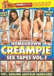 Homegrown Creampie Sex Tapes Vol. 1 Porn Video