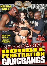 Interracial Double Penetration Gangbangs porn DVD from Blacks on Blondes.
