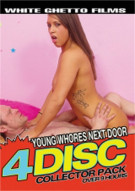 Young Whores Next Door 4 Disc Collector Pack Porn Movie