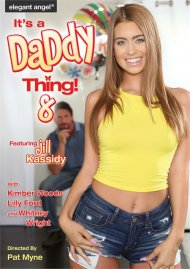 It's A Daddy Thing! 8 porn DVD shot in HD.