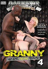 Granny Never Going Back 4 Porn Movie