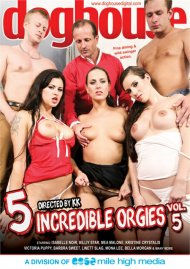 5 Incredible Orgies Vol. 5 Movie