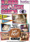 Dream Girls: Naked College Coeds #4 Boxcover