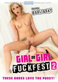 Girl On Girl Fuckfest 2 Movie