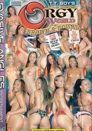 Orgy World: Brown & Round Porn Movie