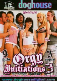 Orgy Initiations 3 Porn Movie