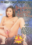 Asian Chicks & Monster Black Dicks Porn Video