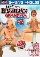 My Brazilian Grandma 2 Porn Movie